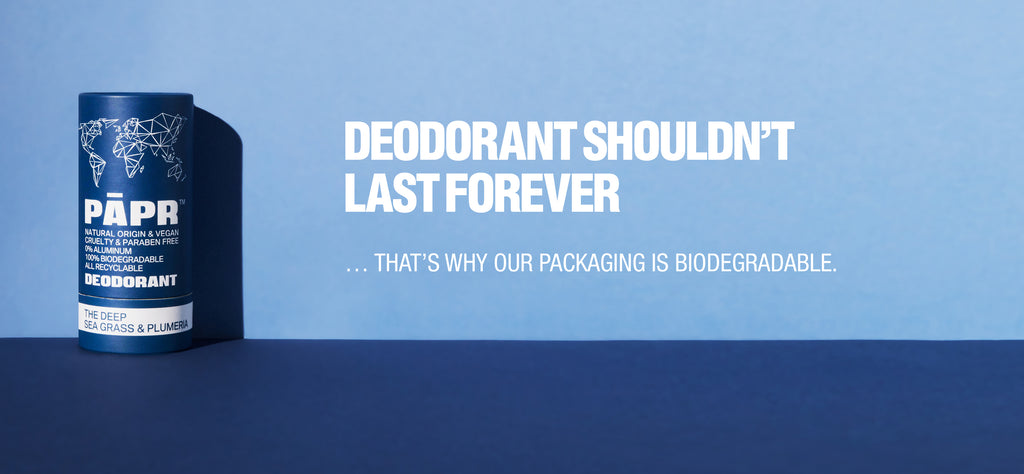 eco-friendly deodorant