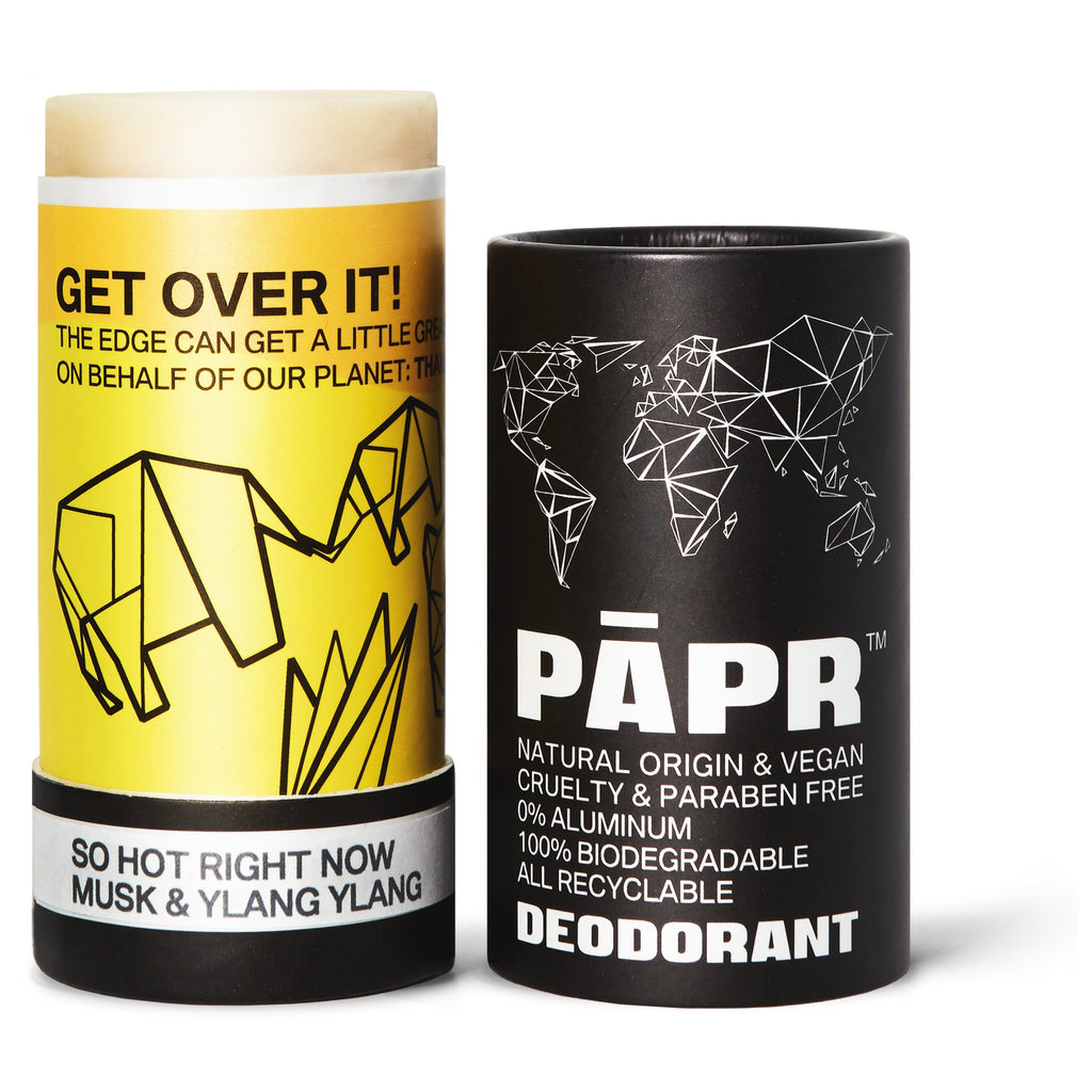 So Hot Right Now natural deodorant for women