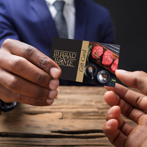 Hussar Home Gift Card
