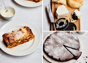EMILIA-ROMAGNA MACELLAIO & CAVIAR - step by step instructions