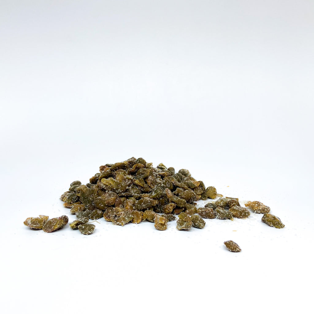 CAPERS IN SALT 200G