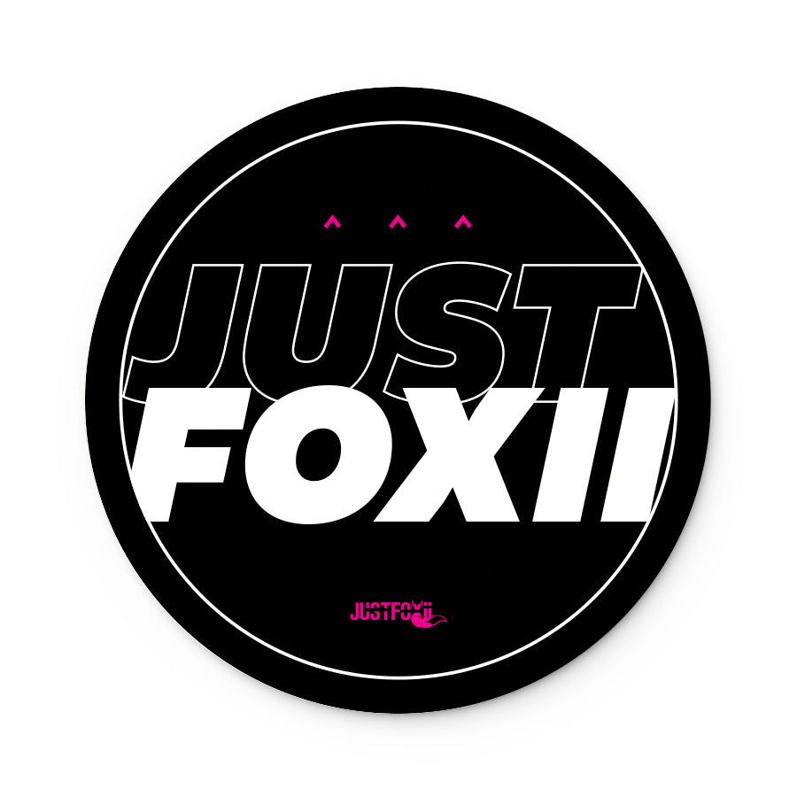 justfoxii Coaster Pack - Forward