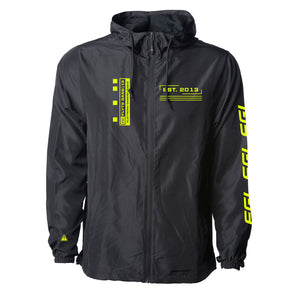 EGL Combo Lightweight Windbreaker - Hazard