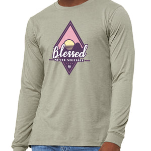 Mocha Blessed FX Prp Long Sleeve