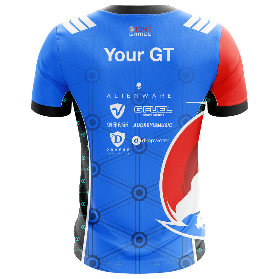 Custom Splitgate Pro Team Jersey