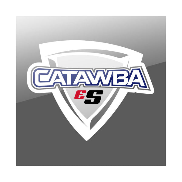 "Catawba Icon FX 7"" Vinyl Sticker"