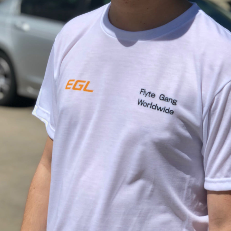 EGL Poly Short Sleeve - Creative Detail