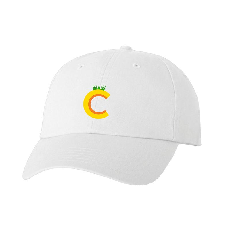 Crispy Concords Dad Hat - Clice - Clearance Item