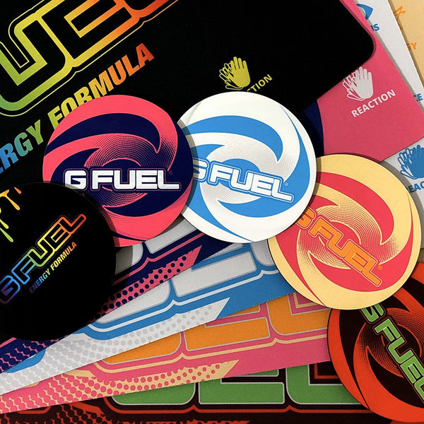 G FUEL Coaster Pack
