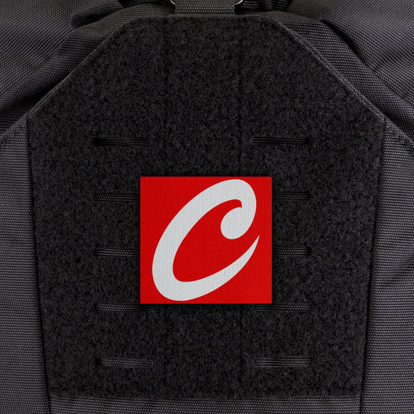 EGL FLYTE Patches - Carl Icon - Clearance Item