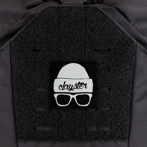 EGL FLYTE Patches - Clayster Beanie