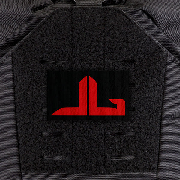 EGL FLYTE Patches - Lazy Lag Logo