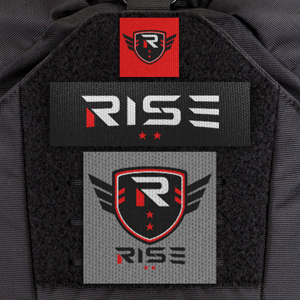 EGL FLYTE Patches - Rise Nation Patch Kit