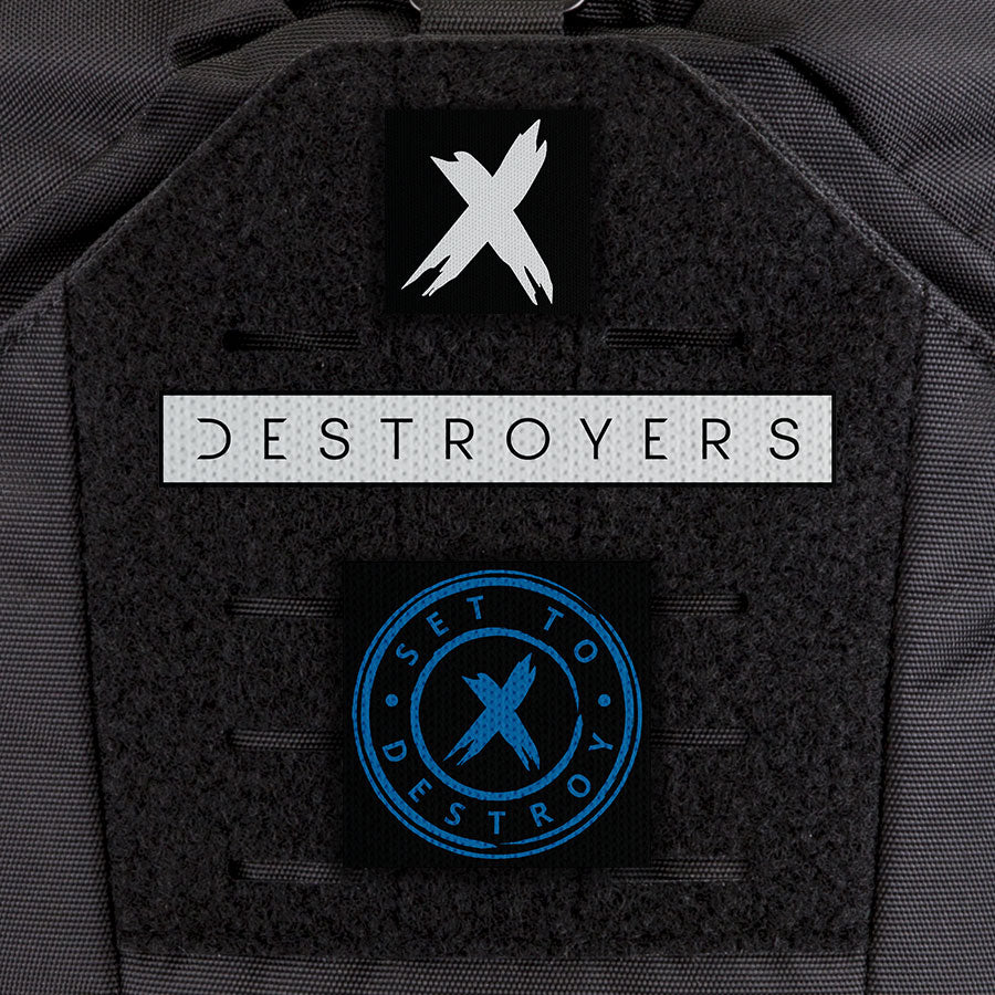 EGL FLYTE Patches - SetToDestroyX Patch Kit