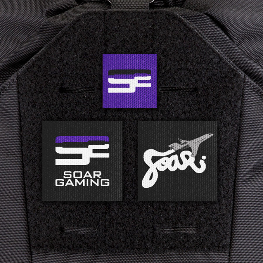 EGL FLYTE Patches - SoaR Gaming Patch Kit