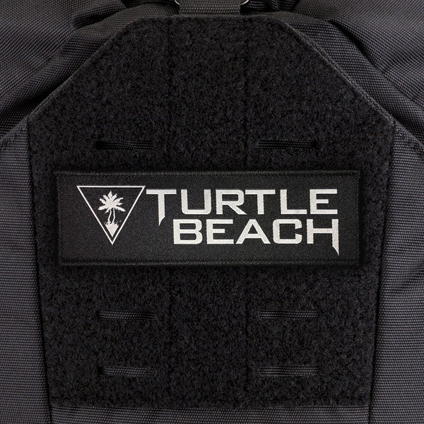 EGL FLYTE Patches - Turtle Beach Logo
