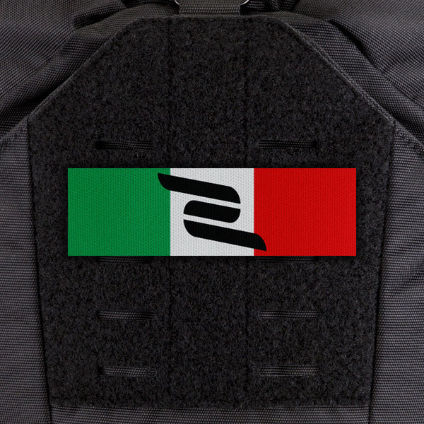 EGL FLYTE Patches - ZooMaa Icon Italy - Clearance Item