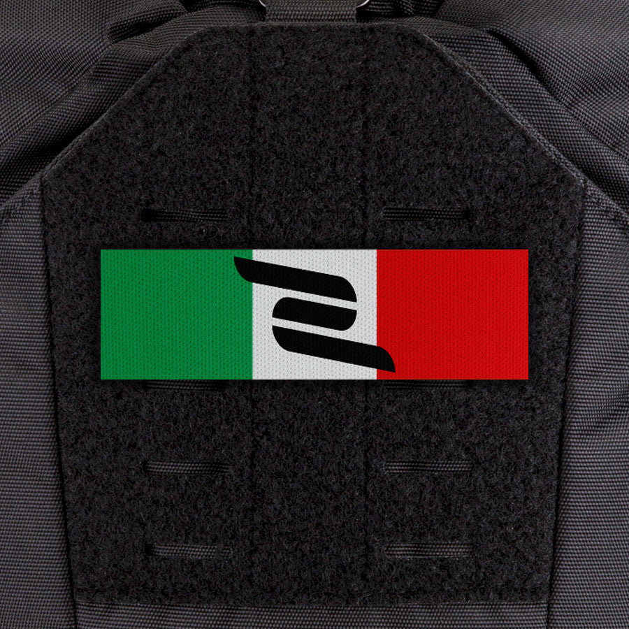 EGL FLYTE Patches - ZooMaa Icon Italy