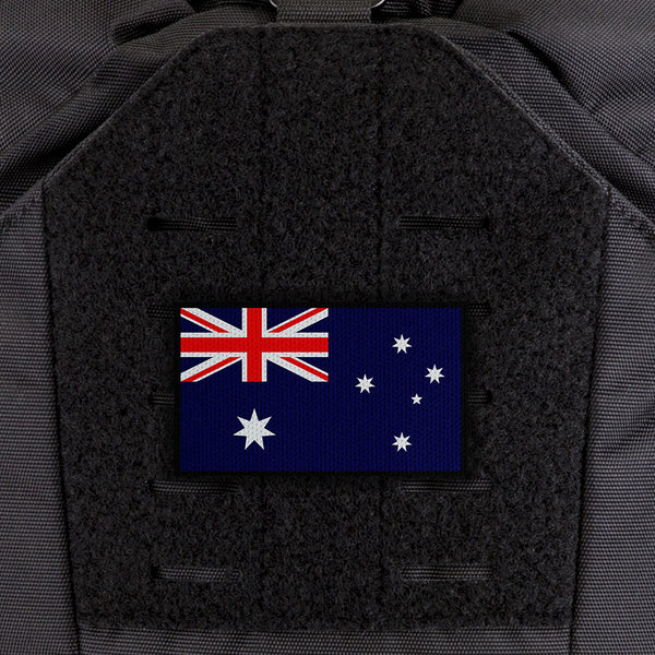 EGL FLYTE Patches - Australia Flag - Clearance Item