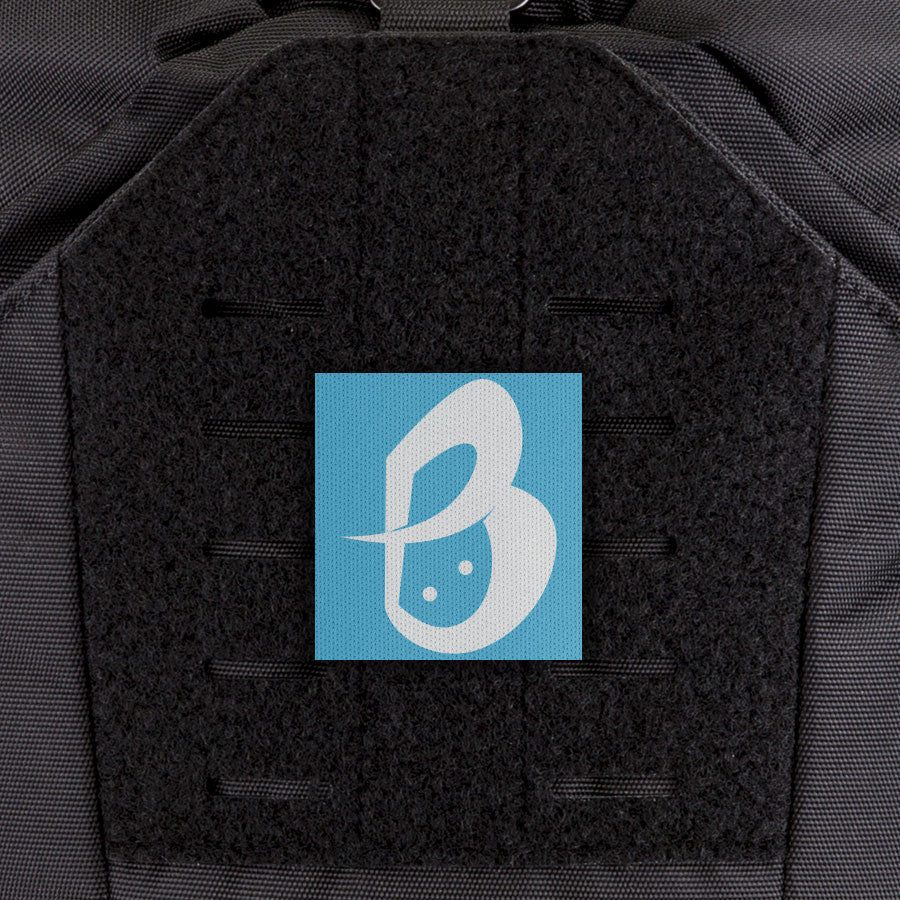 EGL FLYTE Patches - Bloo Icon