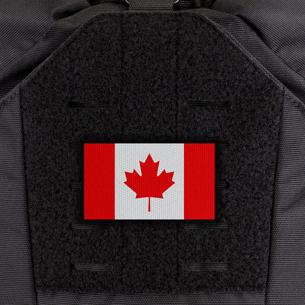 EGL FLYTE Patches - Canada Flag - Clearance Item