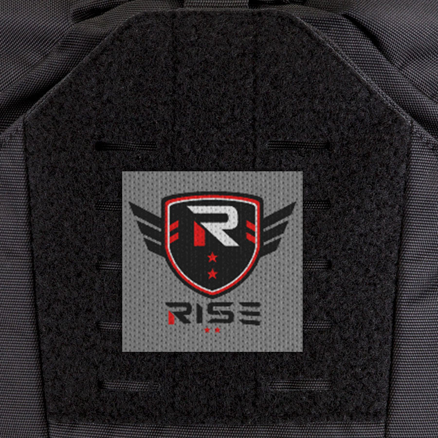 EGL FLYTE Patches - Rise Nation Combo