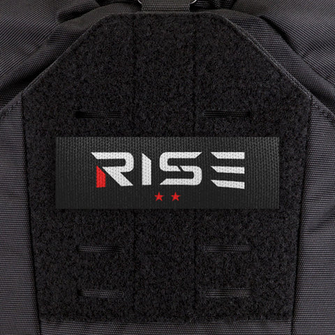 EGL FLYTE Patches - Rise Nation Logo