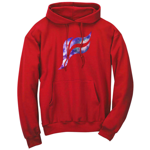 Felo Icon FX Space Hoodie - Red
