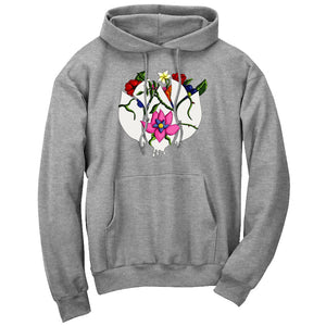 Flowers Icon FX Hoodie