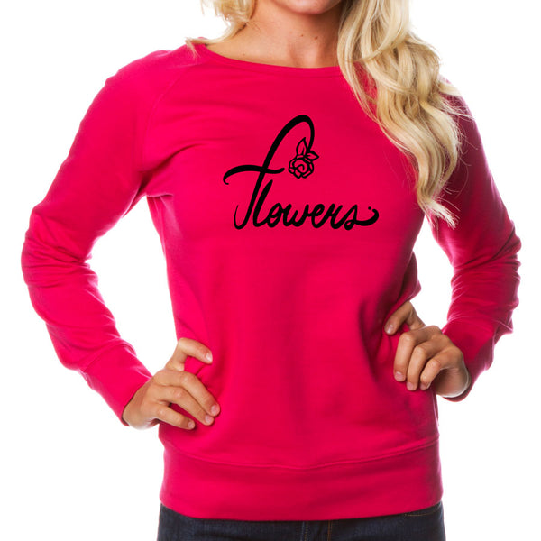 Flowers Signature Girls Crewneck
