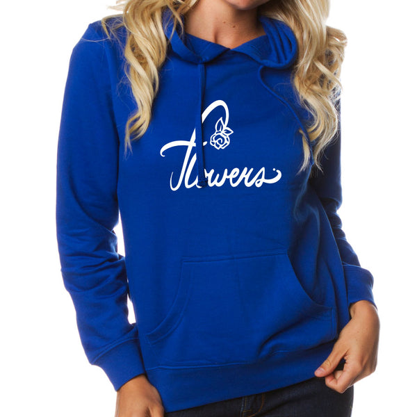 Flowers Signature Girls Hoodie