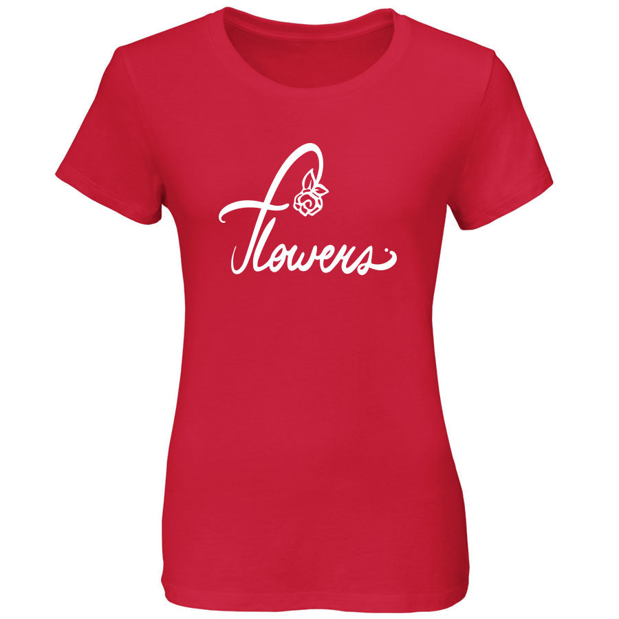Flowers Signature Girls Short Sleeve