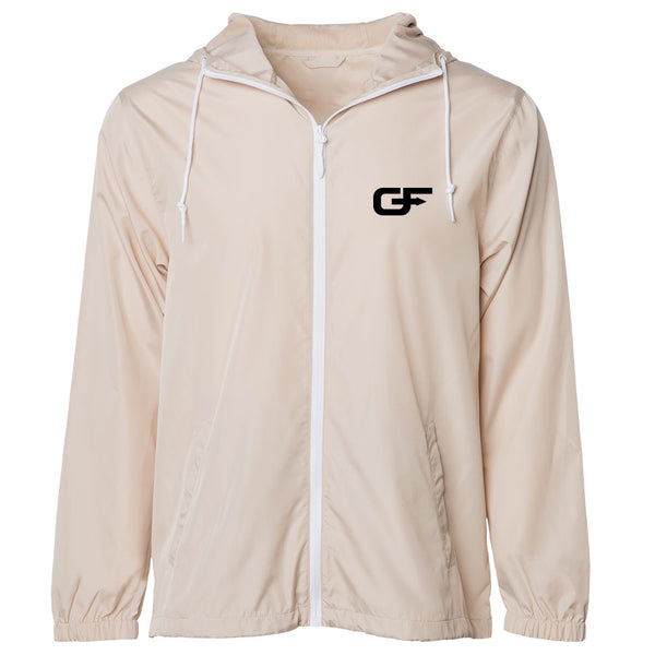 Get Flanked Icon Heart Lightweight Windbreaker