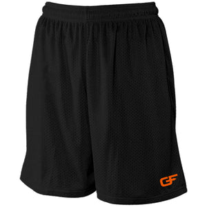 Get Flanked Icon Heart Athletic Shorts