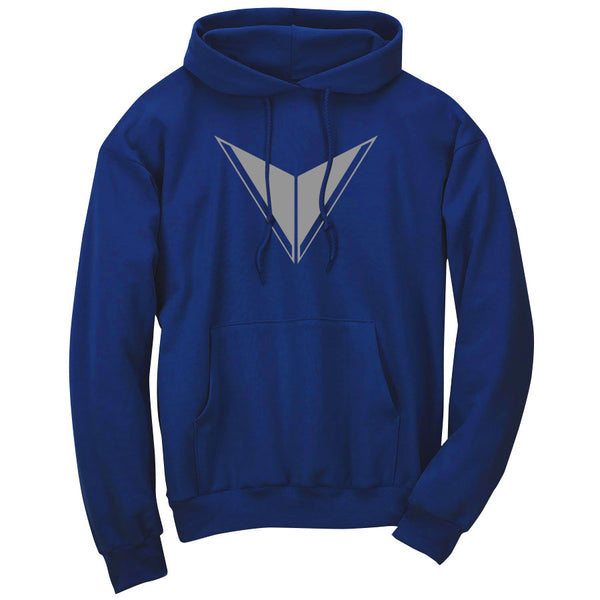 Graves Icon Hoodie - Gry on Ryl