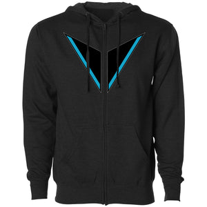 Graves Icon FX Zip Up - Blk