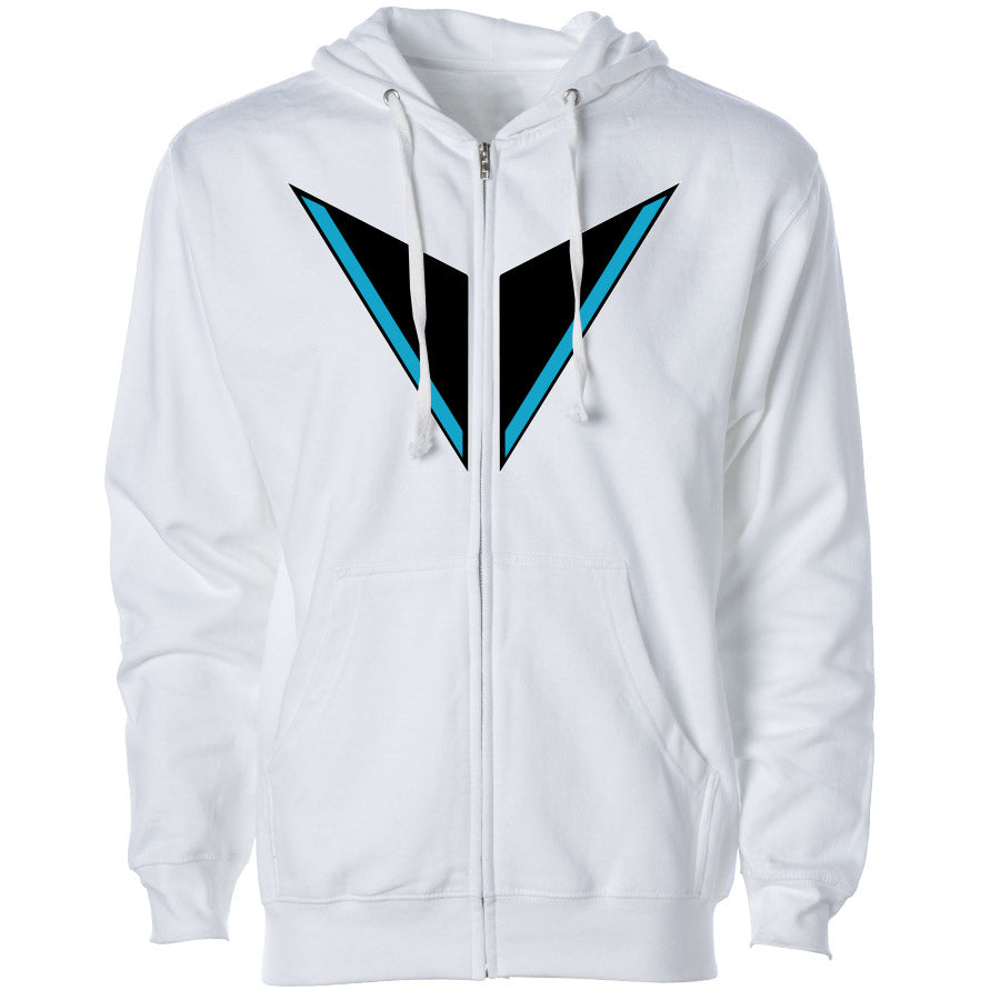Graves Icon FX Zip Up - Wht