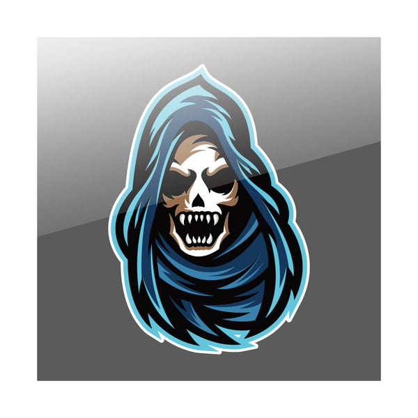 "Graves 7"" Vinyl Sticker - Reaper FX"