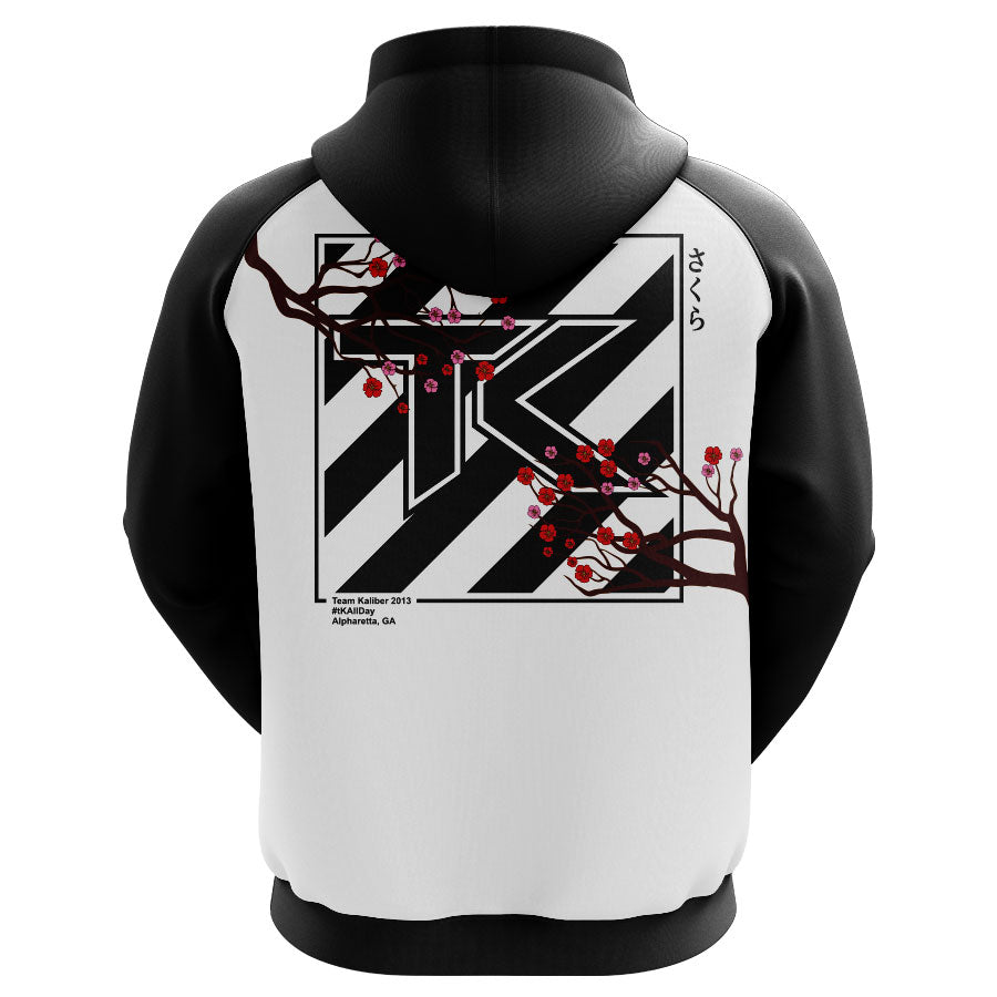 Team Kaliber Premium Label Performance Hoodie - Blossom