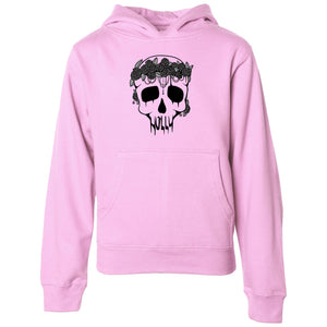 Holly Skull FX Youth Hoodie