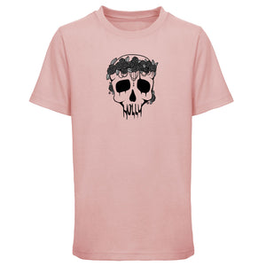 Holly Skull FX Youth Short Sleeve