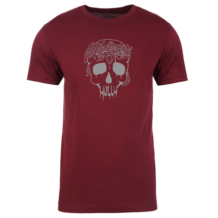 Holly Skull Short Sleeve