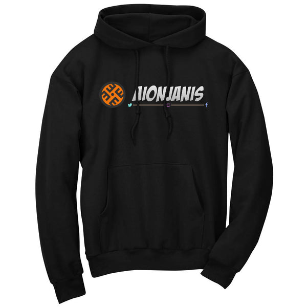 janis logo fx zip up hoodie electronic gamers league