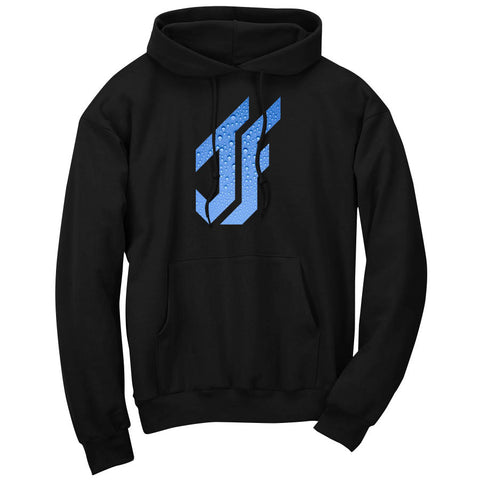 Jason Falco Droplets FX Hoodie - Blk