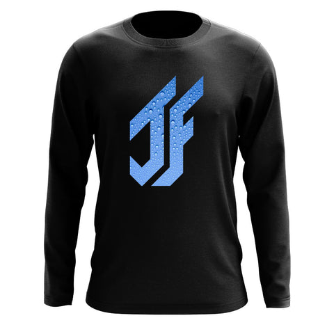 Jason Falco Droplets FX Long Sleeve - Blk