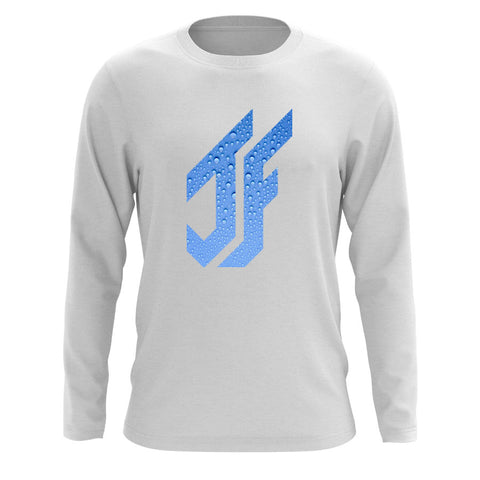 Jason Falco Droplets FX Long Sleeve - Wht