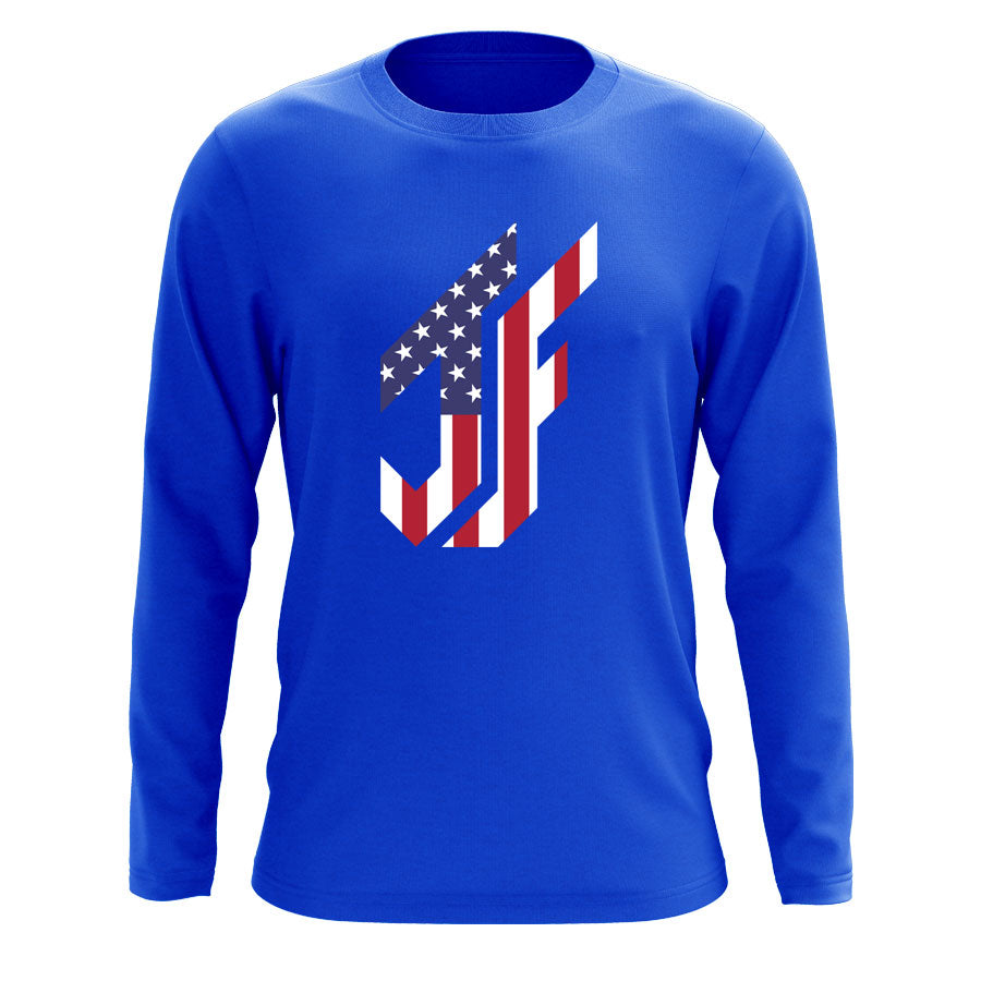 Jason Falco Flag FX Long Sleeve