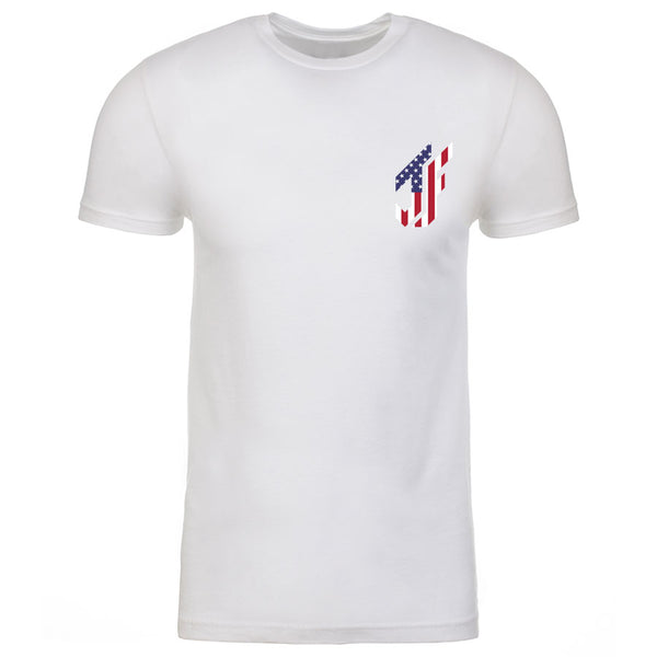 Jason Falco Flag Heart FX Short Sleeve
