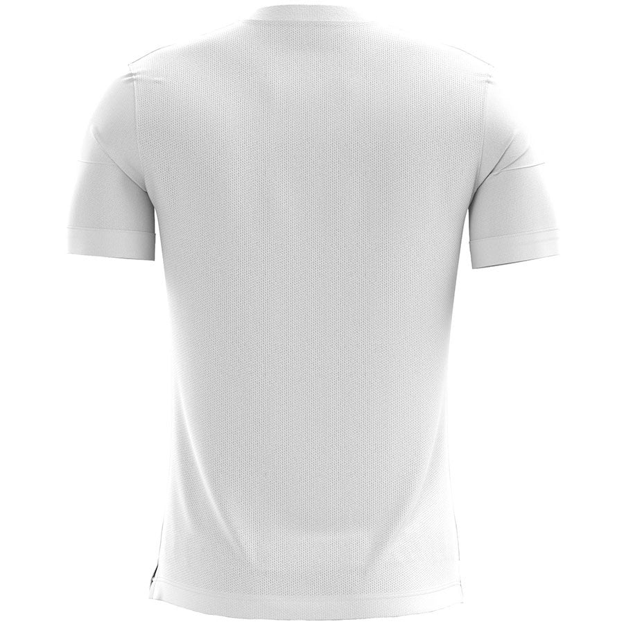 Team Kaliber Premium Label Performance Short Sleeve - Wht - DISCOUNTED ITEM