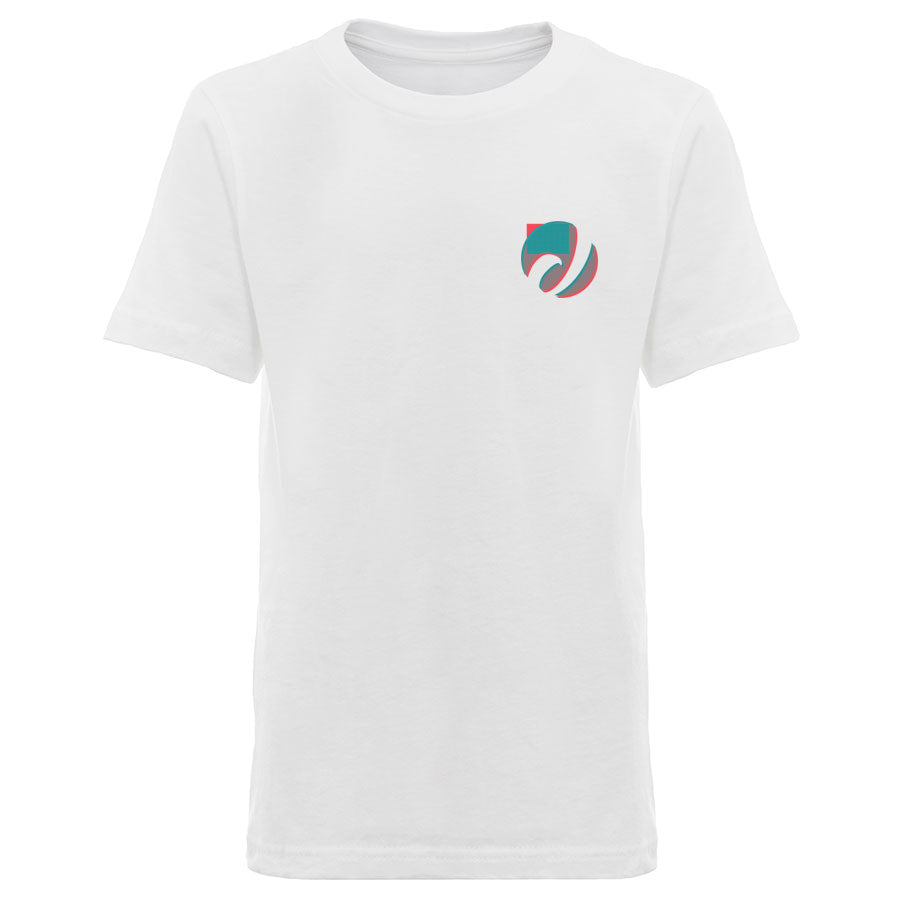 Jev 3D Heart FX Youth Short Sleeve